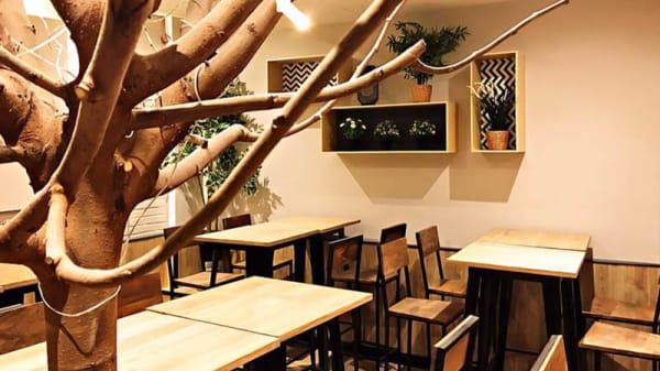 Vista sala - Ébano Gastro Experience, Alcalá de Henares