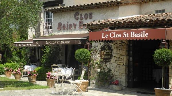 Le Clos Saint Basile, Mougins