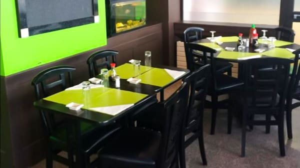 Salle du restaurant - Le New Wok, Carrières-sous-Poissy