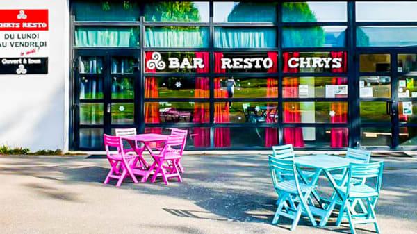 Façade - Resto Chrys, Guingamp