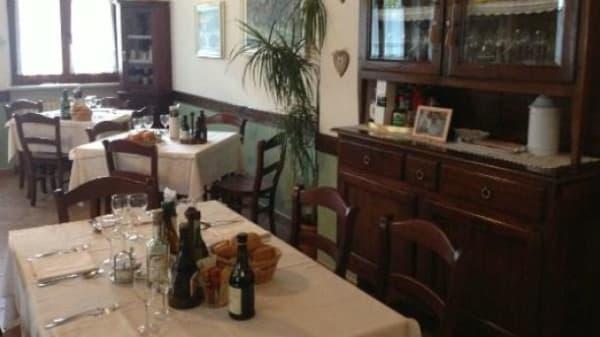sala interna - Ristorante Pizzeria Donada, Villa Santina
