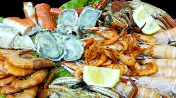 pratos - Cabrinha, Almada