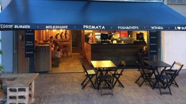 Primata Wings & Burgers, São Paulo