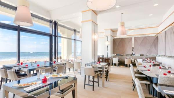 Vue de la salle - Le Café de la Grande Plage, Biarritz