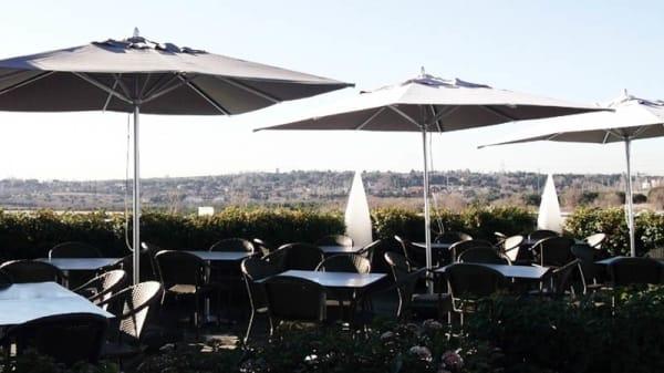 Vista terraza - Tony Roma's Zielo, Pozuelo de Alarcón