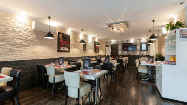 Salle du restaurant - Tek'et Grill, Drancy