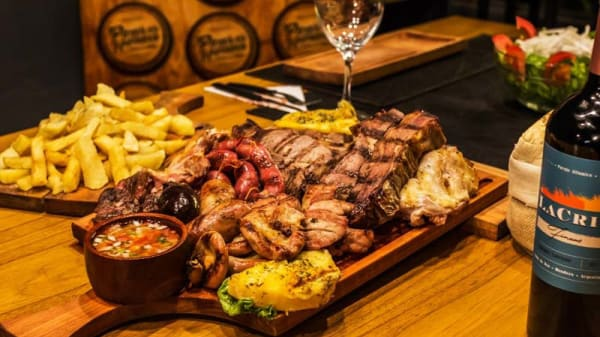 """Sugerencia del chef - Picar es Humano    """"CENA SHOW""""!!!!, Buenos Aires"""
