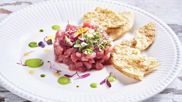 Sugerencia del chef - La soleá, Granada