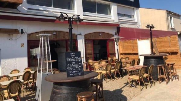 Terrasse - RESTAURANT BAR, Saint-Georges-d'Oléron