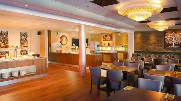 Restaurangens rum - Sisi Restaurang, Falkenberg