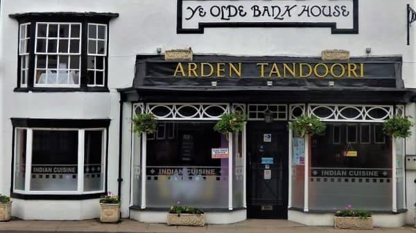 Restaurant - Arden Tandoori, Henley-in-Arden