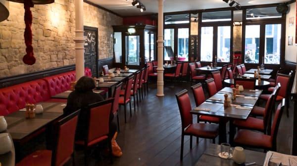 Het restaurant - Toro Asado, Amsterdam
