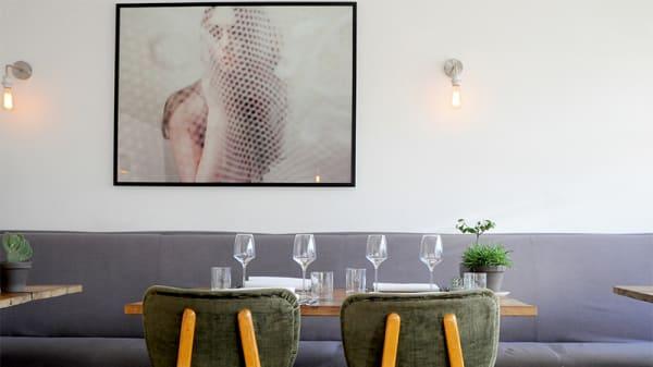 Restaurantzaal - Brasserie &ZO, Houten