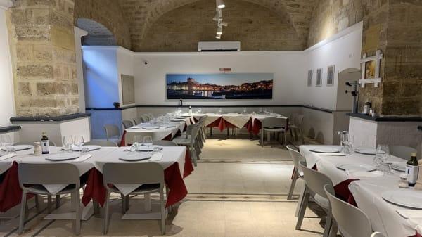 Sala - Gastronomia del centro, Bari
