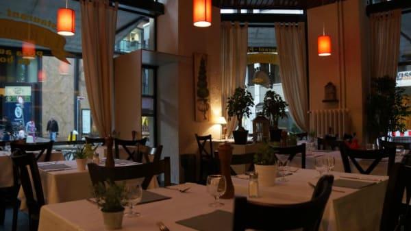 La Romantica, Genève