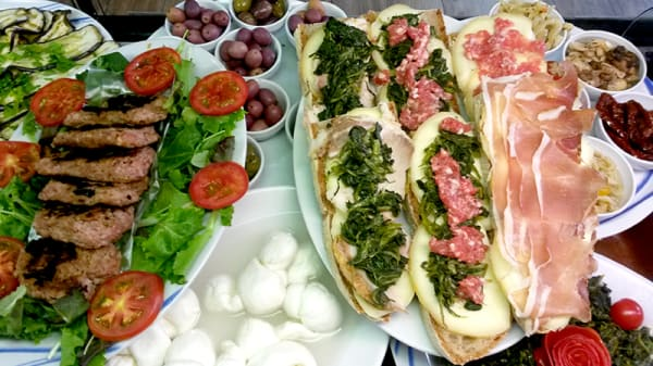 Suggerimento dello chef - L'Antica Salumeria, Monte Compatri