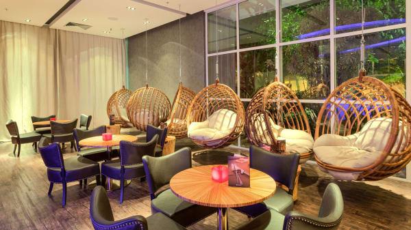 rw - Lobby Bar e Restaurante, Rio de Janeiro