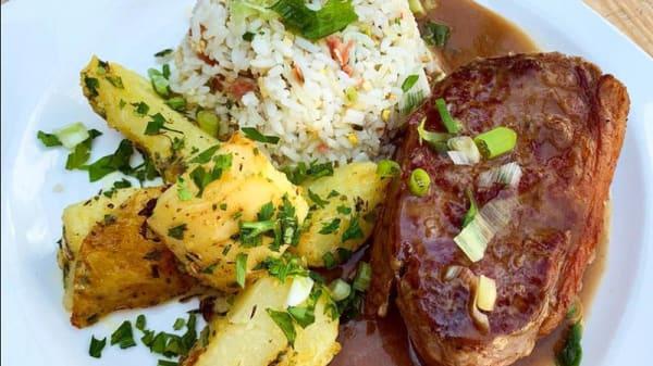 Sugestão prato - Lino Lord Bar, São Paulo