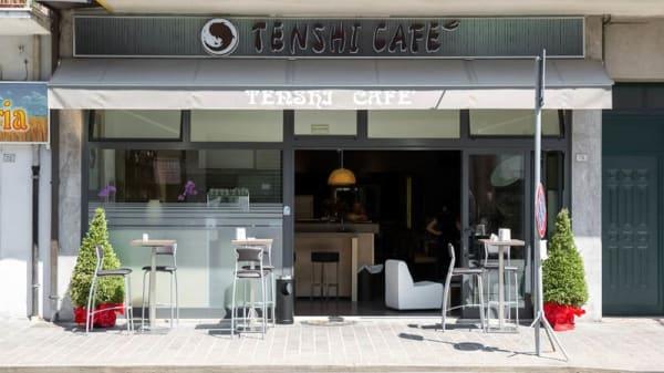 entrata - Tenshi Cafè, Calvecchia