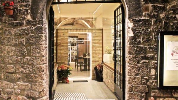 Entrata - Hostaria Terra Chiama, Assisi