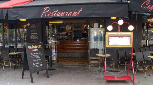 Extérieur - Pari'S Café, Paris