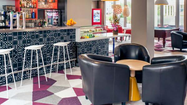 Bar Le Domino - Le Puzzle- Hotel Mercure, Bussy-Saint-Georges