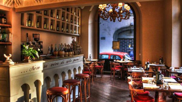 Vista sala - Lo Stracotto, Firenze