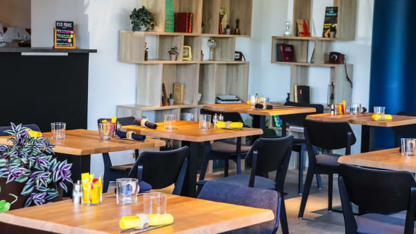 Restaurant - La Compagnie Bistrot - Toulouse Purpan, Toulouse