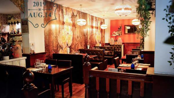 Het restaurant - Khop Khun Thai Cuisine, Alphen aan den Rijn