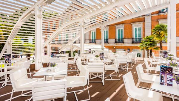 Terrace - Las Terrazas del Thyssen, Madrid