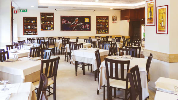 La sala - Il Pellicano, Rome