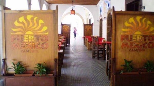 Vista sala - Cantina Puerto México, El Puerto de Sta María