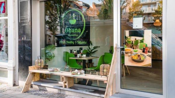 Entrée - Ohana Pokébowls, Ostend