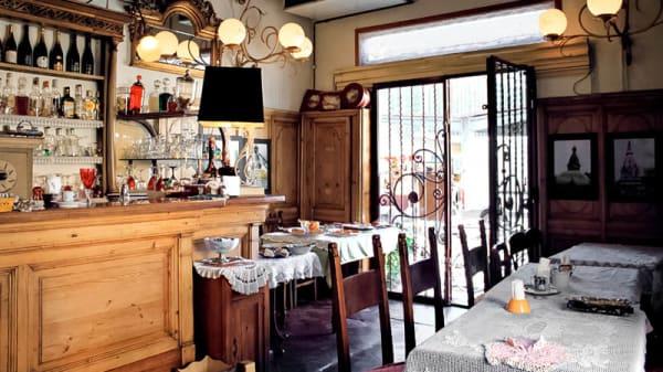 sala - Gilda Bistrot, Florence