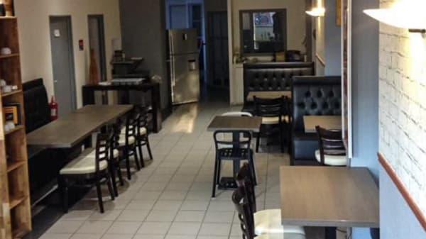 Salle du restaurant - La Cuenta, Roubaix