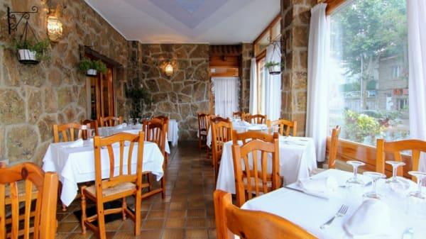 vista de la sala - Duque - Hotel Duque, Zarzalejo