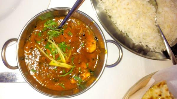 Sugerencia del chef - Mumbai masala, Estepona