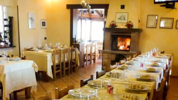 Veduta dell interno - La Magnatora, Roccasecca Dei Volsci