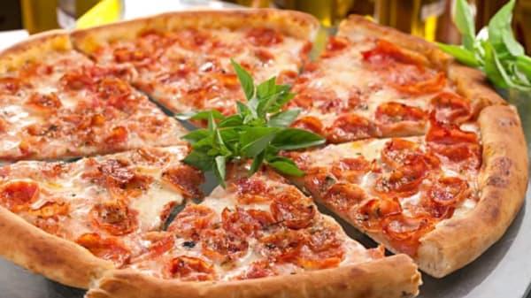 Pizza - Mamma Jamma - Barra, Rio de Janeiro