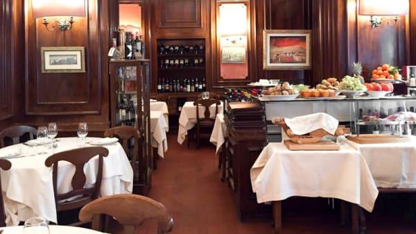 sala - Girarrosto Fiorentino, Rome