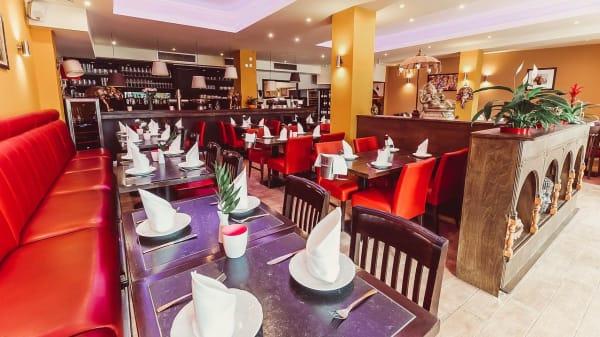 Innenansicht - Goa Tandoori Restaurant & Bar, Hamburg
