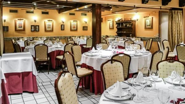 Salones unidos Castilla y Escudos - Mesón del Cid Madrid, Madrid