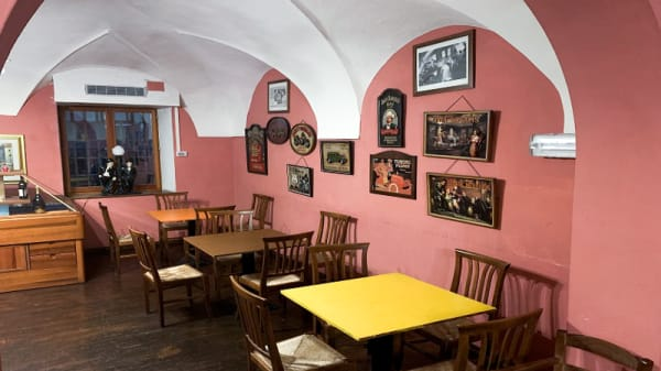 Vista sala - Il Baldo, Perugia