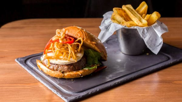 Sugerencia del chef - Steakburger Gran Vía, Madrid