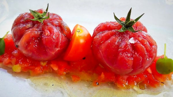 Tomates - Sergi Peris Gastronòmic, Valencia