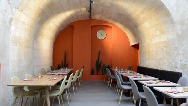 Vue de la salle - Yumi, Bordeaux