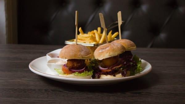 Burgers - DAIZY´S, København