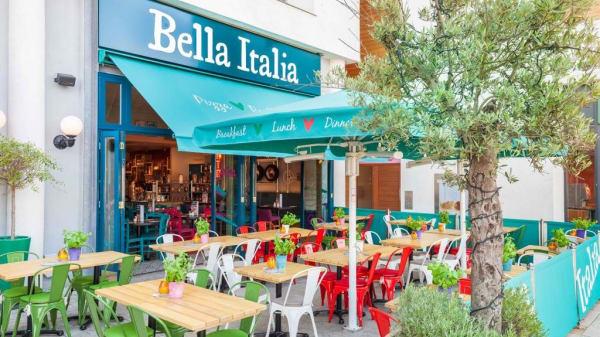 Bella Italia - Cambridge Leisure Park, Cambridge