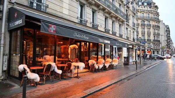 Devanture - Tradiswiss Paris, Paris