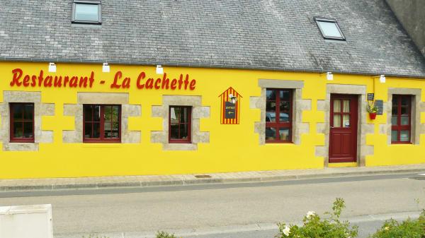 Devanture - La Cachette, Plouigneau